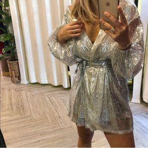 Sparkling Holiday Dress